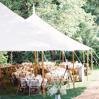 a tent in bali, tents in bali, wedding tent in bali